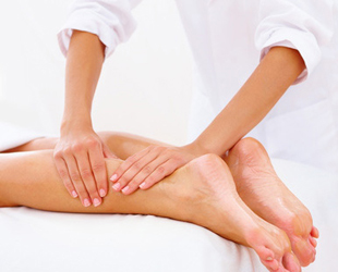Ankle Strains and Foot problems