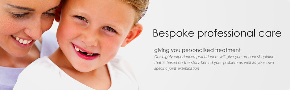 Bespoke professional care