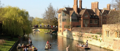 Cambridge Osteopath - providing osteopathy in Cambridge